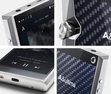 Astell&Kern A&ultima SP1000 Stainless Steel