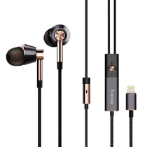 1MORE Triple Driver In-Ear, Lightning (iOS), Gold