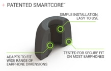 Comply Sport Pro SmartCore™ - velikost M