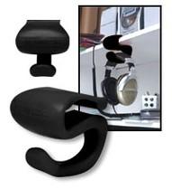 KOSS Hold-a-phone, velký, černý