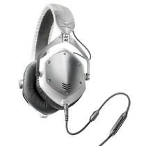 V-Moda Crossfade M-100 bílo-stříbrná