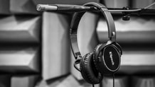 Klipsch R6 on-ear black
