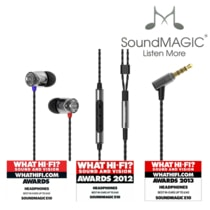 SoundMAGIC E10C black