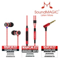 SoundMAGIC E10C red